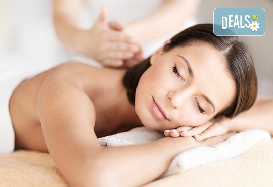 Лечебен и болкоуспокояващ масаж на гръб с продължителност 40 минути в студио Victoria Sonten! - Снимка 3