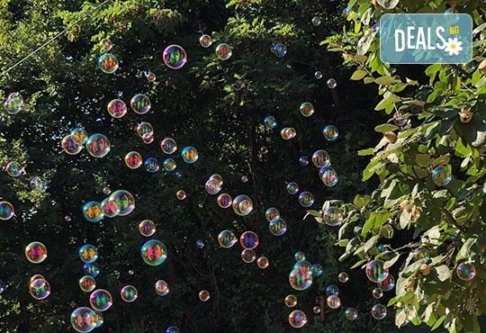 DJ - aниматор и озвучаване за детски Рожден или Имен ден, за 120 мин., на избрано от Вас място! Пакети с озвучавне, диско ефекти, сапунени балони - Снимка 4