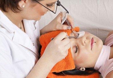 Курс за поставяне на мигли с два модула: косъм по косъм и обемна техника в NSB Beauty Center! - Снимка