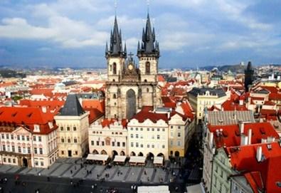 Майски празници в Будапеща, Виена и Прага, с възможност за посещение на Дрезден - 5 нощувки със закуски в хотел 3*, транспорт и водач от Еко Тур! - Снимка