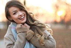Балеаж или омбре с професионални продукти на Alfaparf Milano, матиране, измиване с продукти за запазване на цвета и оформяне със сешоар при стилист Ели Георгиева в студио Beauty! - Снимка