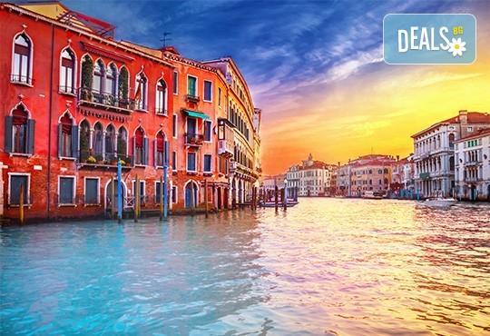 Май или септември до Венеция, Верона, Триест и Загреб: 4 нощувки на база НВ, транспорт