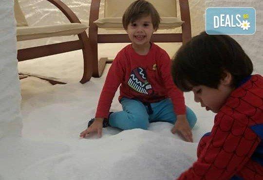 Здраве и релакс! Терапия в солна стая за дете и възрастен, игри за децата и музикален релакс в Солни стаи MEDISOL! - Снимка 11