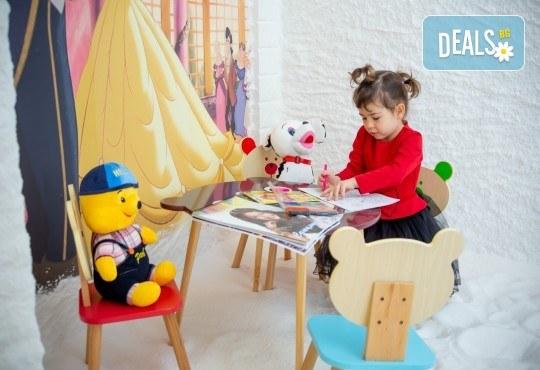 Здраве и релакс! Терапия в солна стая за дете и възрастен, игри за децата и музикален релакс в Солни стаи MEDISOL! - Снимка 1