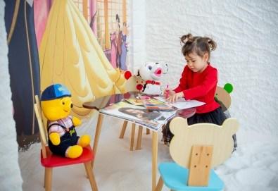 Здраве и релакс! Терапия в солна стая за дете и възрастен, игри за децата и музикален релакс в Солни стаи MEDISOL! - Снимка