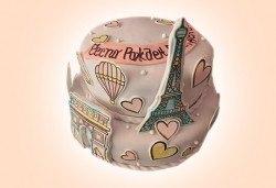 Тийн парти! 3D торти за тийнейджъри с дизайн по избор от Сладкарница Джорджо Джани - Снимка