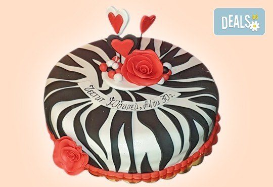Тийн парти! 3D торти за тийнейджъри с дизайн по избор от Сладкарница Джорджо Джани - Снимка 44