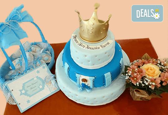 С доставка през април, май и юни! Торти за момичета с 3D дизайн с еднорог или друг приказен герой от сладкарница Джорджо Джани - Снимка 16
