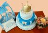 С доставка през април, май и юни! Торти за момичета с 3D дизайн с еднорог или друг приказен герой от сладкарница Джорджо Джани - thumb 16