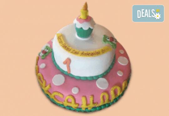 С доставка през април, май и юни! ПАРТИ торта с фигурална 3D декорация за деца и възрастни от Сладкарница Джорджо Джани - Снимка 9