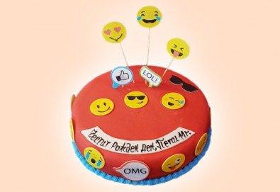 С доставка през април, май и юни! ПАРТИ торта с фигурална 3D декорация за деца и възрастни от Сладкарница Джорджо Джани - Снимка