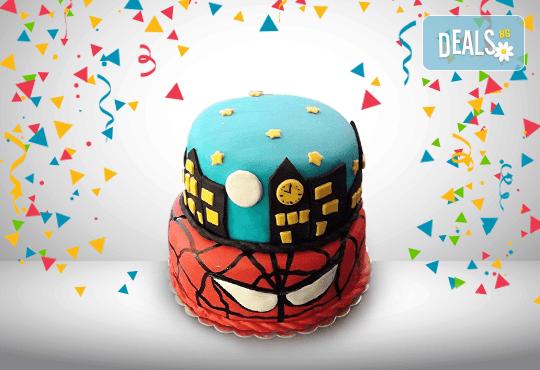 ПАРТИ торта с фигурална 3D декорация за деца и възрастни от Сладкарница Джорджо Джани - Снимка 28