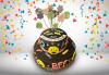 За най-малките! Детска торта с Мечо Пух, Смърфовете, Спондж Боб и други герои от Сладкарница Джорджо Джани - thumb 29