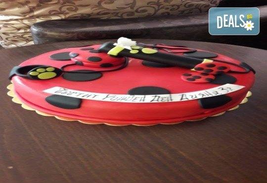 За момичета! Красиви 3D торти за момичета с принцеси и приказни феи + ръчно моделирана декорация от Сладкарница Джорджо Джани - Снимка 27