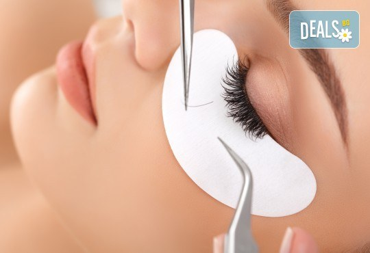 Съблазнителни очи! Поставяне на 3, 4 или 5D или по метода косъм по косъм в салон за красота Bellisima! - Снимка 1