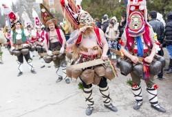 Екскурзия на 26.01. до традиционния кукерски фестивал Сурва в Перник - транспорт и екскурзовод от Поход! - Снимка