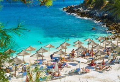 Мини почивка на о. Тасос през май с Ривиера Тур! 3 нощувки на база All inclusive в хотел Rachoni Bay Resort 3*, транспорт, водач и посещение на Кавала - Снимка