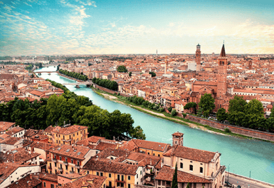 Майски или Септемврийски празници в Италия и Хърватия с АБВ Травелс! 3 нощувки със закуски в Загреб, Венеция и Верона, транспорт и възможност за посещение на Милано! - Снимка