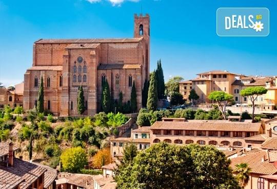 Великден, Майски или Септемврийски празници под небето на Тоскана! 4 нощувки и закуски, транспорт, посещение на Флоренция, Пиза, Болоня, Сиена и Загреб! - Снимка 12