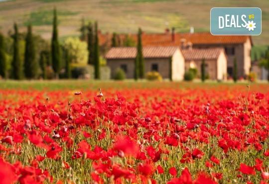 Великден, Майски или Септемврийски празници под небето на Тоскана! 4 нощувки и закуски, транспорт, посещение на Флоренция, Пиза, Болоня, Сиена и Загреб! - Снимка 3