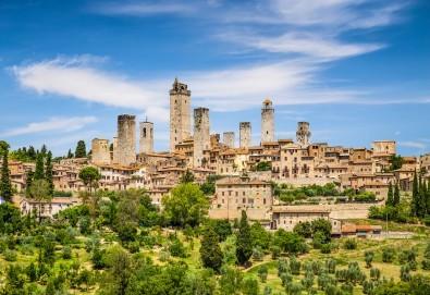 Великден, Майски или Септемврийски празници под небето на Тоскана! 4 нощувки и закуски, транспорт, посещение на Флоренция, Пиза, Болоня, Сиена и Загреб! - Снимка