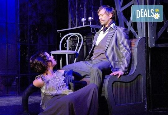 На 27-ми февруари (сряда) гледайте Бел Ами с Калин Врачански, Герасим Георгиев-Геро и Луиза Григорова в Малък градски театър Зад канала! - Снимка 1