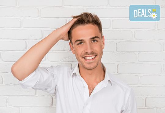 За силна и здрава коса! Мезотерапия за скалп и против косопад с Hyaluronica Mesococtails Vita Hair от сертифициран лекар за работа с продуктите на Hualuronica и Juvederm! - Снимка 2