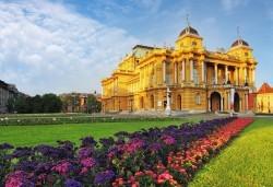 Екскурзия до Загреб през юли или септември, с възможност за посещение на Плитвички езера и Любляна - 2 нощувки със закуски, транспорт и екскурзовод от Еко Тур! - Снимка
