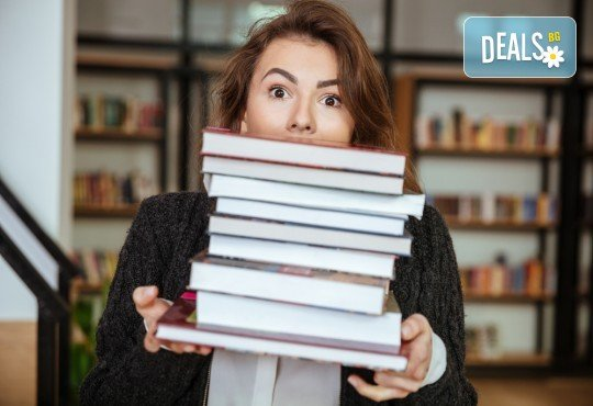 20 учебни часа индивидуално обучение по италиански език за всички нива на обучение (от А1 до С2) и издаване на сертификат от Алта Бреа! - Снимка 1