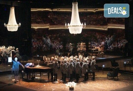 Ексклузивно в Кино Арена! ДАМА ПИКА - премиерен спектакъл на Кралската опера в Лондон с участието на Владимир Стоянов, на 13, 16 и 17 февруари, в кината в София! - Снимка 3