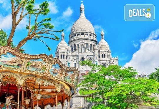 Великден, май/септември в Париж, Виена, Милано, Мюнхен: 8 нощувки, закуски, транспорт