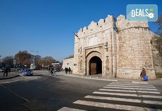 До Ниш, Пирот и Нишка баня, Сърбия, за 1 ден: транспорт и екскурзовод