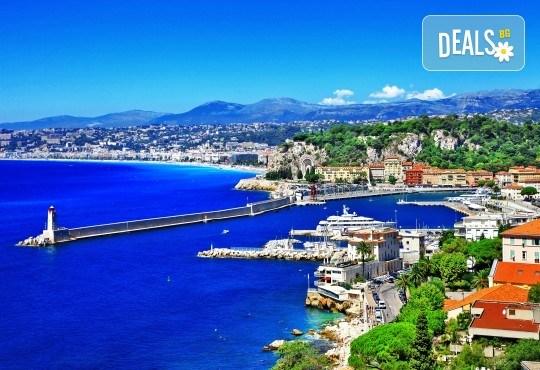 Екскурзия до Венеция, Флоренция и Френската ривиера, с АБВ Травелс! 4 нощувки със закуски в хотел 2/3*, транспорт и възможност за екскурзия в Монако - Снимка 1