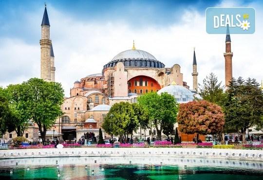 Екскурзия до Истанбул и Одрин, Турция: 2 нощувки със закуски, транспорт , водач