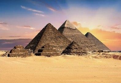 Пролетна екскурзия до Египет! Самолетен билет, летищни такси, трансфери, 4 нощувки All Inclusive в Хургада, 3 нощувки FB на круизен кораб 5* - Снимка