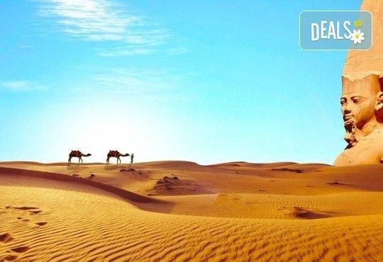 Пролетна екскурзия до Египет! Самолетен билет, летищни такси, трансфери, 4 нощувки All Inclusive в Хургада, 3 нощувки FB на круизен кораб 5* - Снимка 3