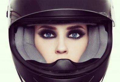 Поглед като от реклама! Поставяне на мигли по метода косъм по косъм в N&G Vision Beauty Studio! - Снимка