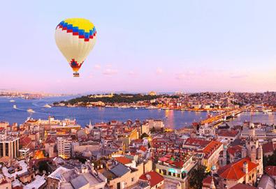 Екскурзия през януари, февруари или март до Истанбул - 2 нощувки със закуски, транспорт, шопинг в Одрин и Чорлу! - Снимка