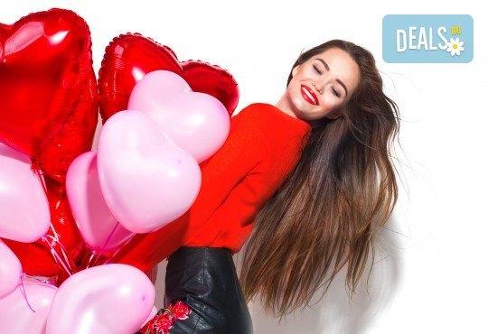 Дълга и гъста коса! Екстеншъни от естествен косъм, със или без поставяне, от N&G Vision Beauty Studio! - Снимка 1