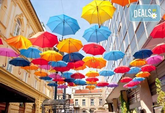 През март или юни до Белград, Сърбия: 1 нощувка със закуска, транспорт