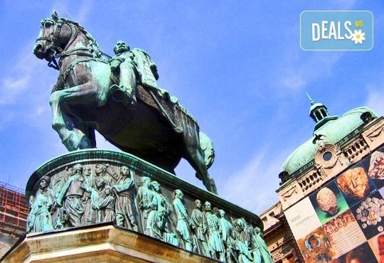 Екскурзия през март или юни до Белград, Сърбия! 1 нощувка със закуска, транспорт, посещение на крепостта Калемегдан и църквата Св. Сава! - Снимка 3