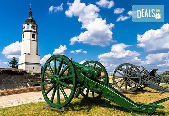 Екскурзия през март или юни до Белград, Сърбия! 1 нощувка със закуска, транспорт, посещение на крепостта Калемегдан и църквата Св. Сава! - Снимка 6