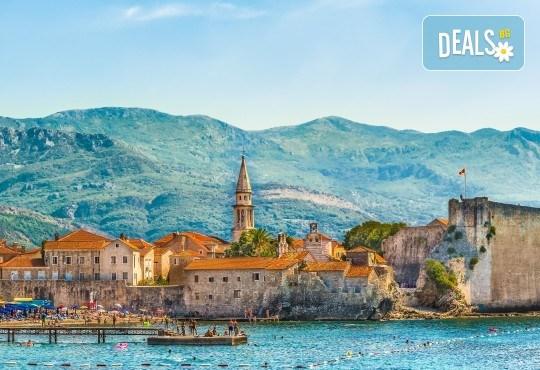 01.04. - 06.04. Хърватия, Черна Гора, Босна и Херцеговина: 4 нощувки и закуски, транспорт