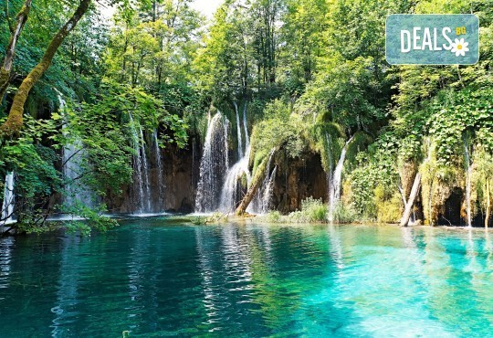 До Будва, Дубровник, Плитвички езера, Сплит, Неум и още: 4 нощувки и закуски, транспорт
