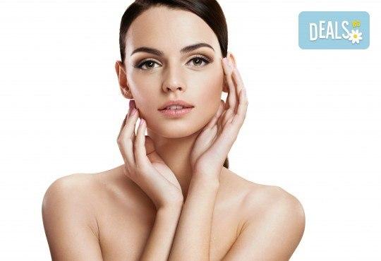BB Glow тeрапия за изравняване на тена на лицето и дълбока хидратация в салон за красота Chérie! - Снимка 3