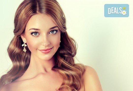 BB Glow тeрапия за изравняване на тена на лицето и дълбока хидратация в салон за красота Chérie! - Снимка 1