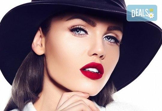 Впечатляващ поглед с ламиниране и ботокс на мигли в New faces beauty studio! - Снимка 2