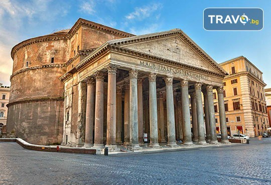 Самолетна екскурзия до Рим - Вечния град, с Дари Травел! 3 нощувки със закуски в хотел 3*, самолетен билет с летищни такси, екскурзовод! - Снимка 7