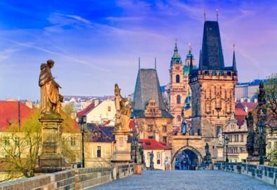 Екскурзия до Прага и Братислава през април! 3 нощувки със закуски, самолетен билет, транспорт с автобус, възможност за посещение на Виена и Будапеща! - Снимка