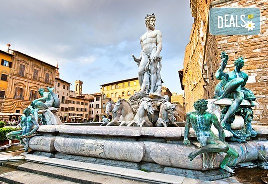 Екскурзия до красивата Италия през юли с Амадеус 77! 5 нощувки със закуски, транспорт, туристическа програма във Венеция, Рим, Флоренция! - Снимка 11